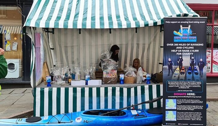 Market Day Raised £810